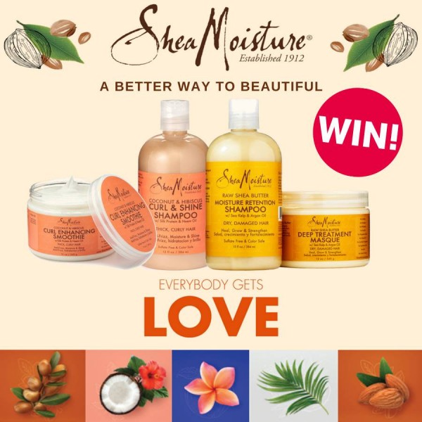 Shea Moisture - WOW! Super Sale Special Offers!