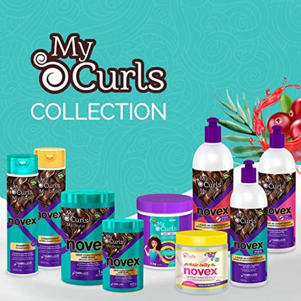 Novex - My Curls: Release Your Curls!