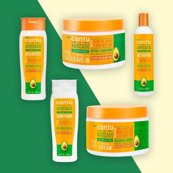 Cantu - New Avocado Range Available!