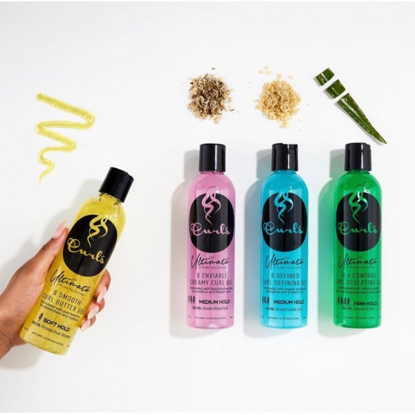Curls - The Ultimate Styling Gels Collection!